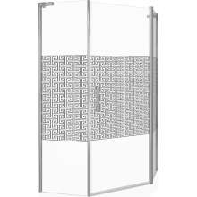 Душевой уголок Good Door Fantasy PNT-100-F-CH 100x100